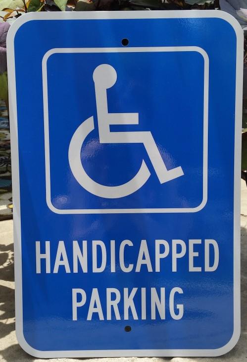 handicapparkking