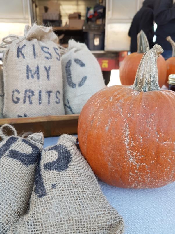 pumpkin-grits